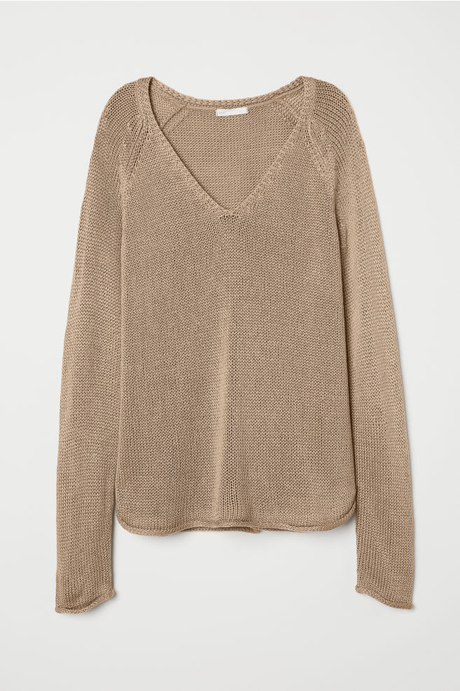 Loose knit jumper | H&M