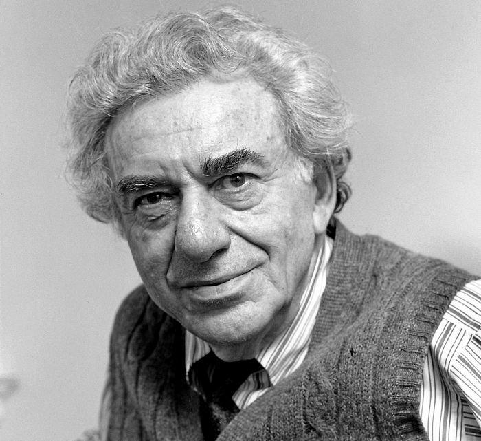 Hyman Minsky via wiki under Creative Commons. https://pl.m.wikipedia.org/wiki/Hyman_Minsky