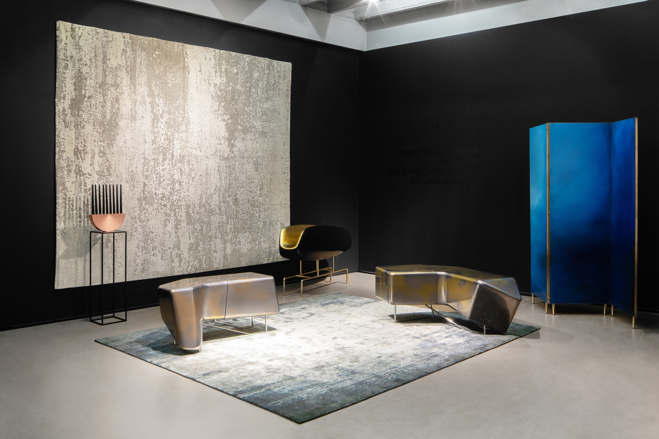 Galerie SORS. at Collectible Design Fair 2019