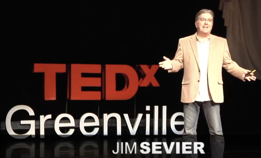 """BRIDGING THE DIGITAL DIVIDE""   Headline Presentation for 2017 Impact TEDx Greenville Event"