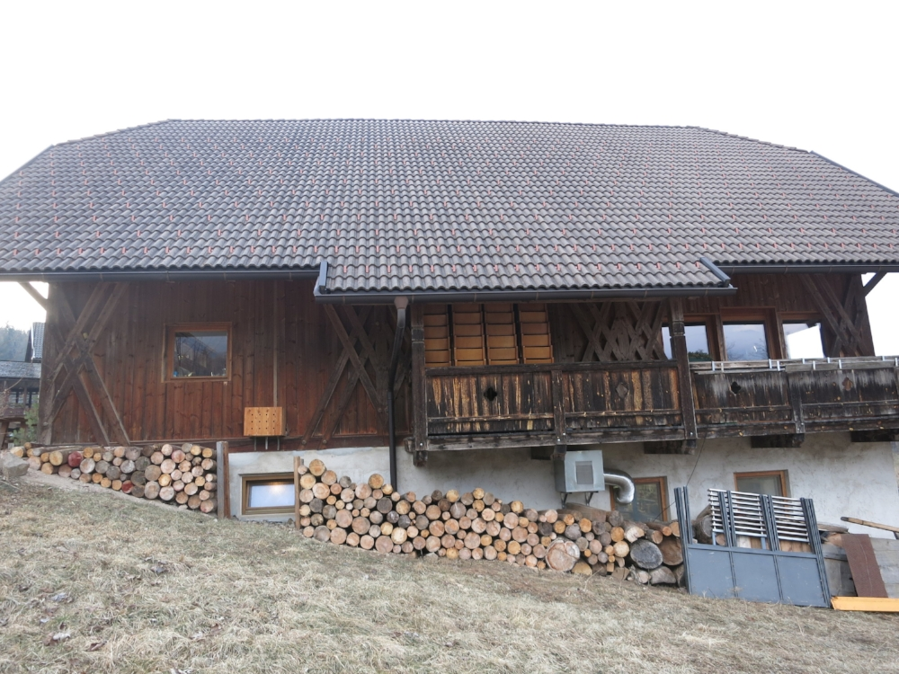 Ristrutturazione dell'agriturismo Stanglerhof a Fiè allo Sciliar (BZ)
