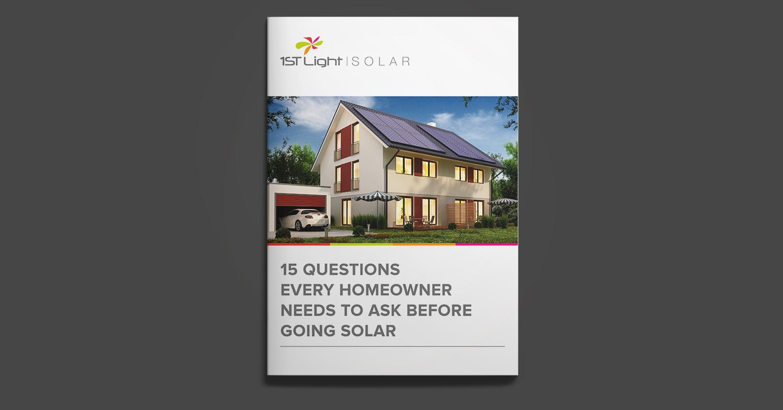 First Light Brochure