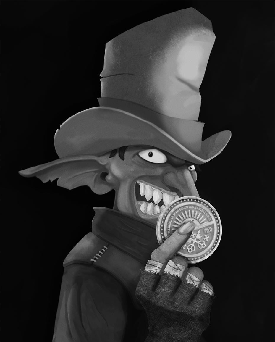 The Artful Goblin