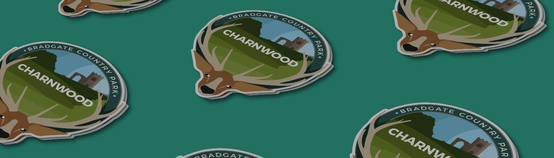 Bradgate Country Park - Logo Concept