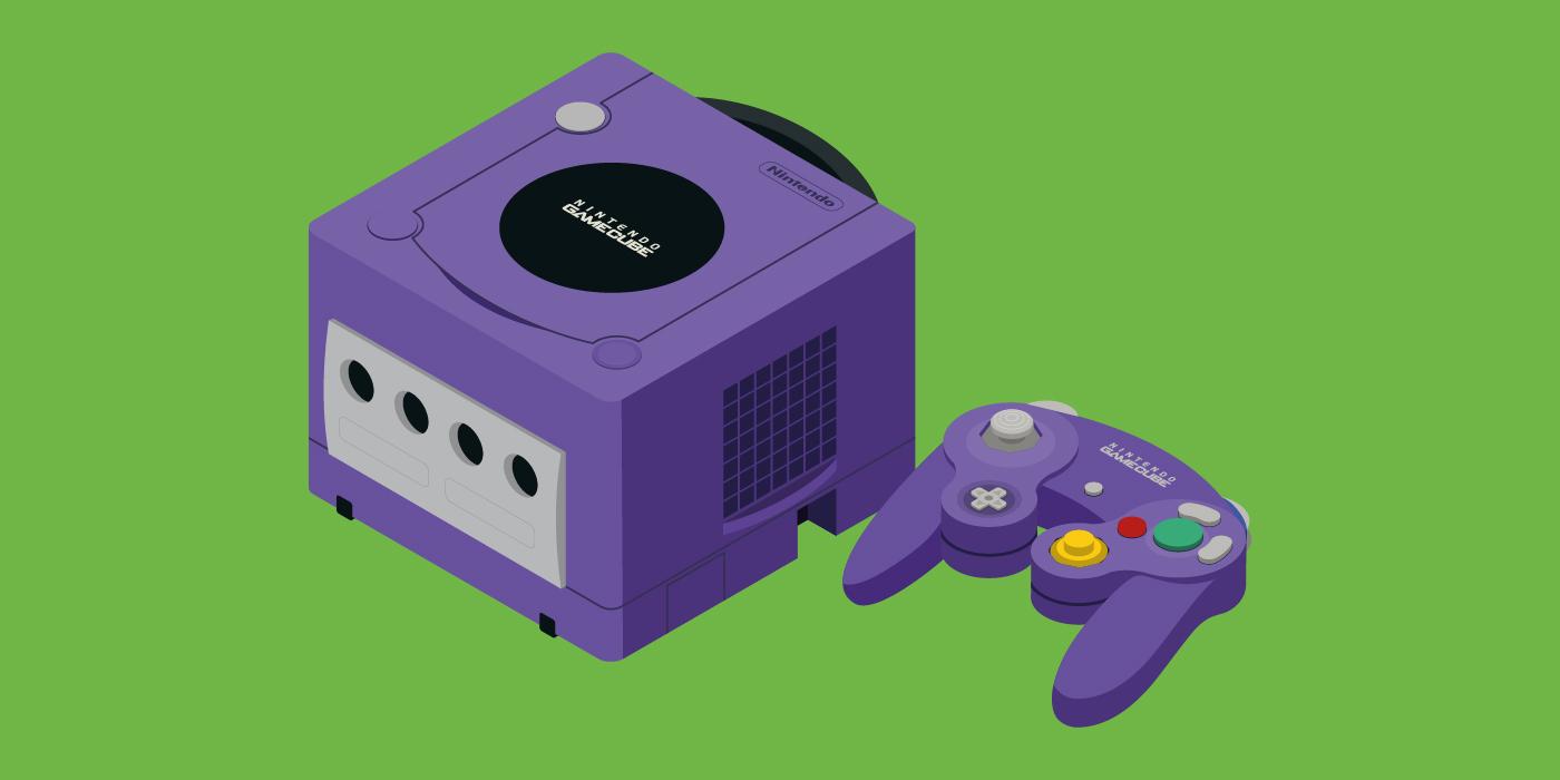 GameCube (JPN/US 2001 – EU/AU 2002)