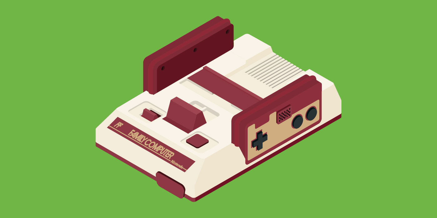 Family Computer/Famicom (JPN 1983)