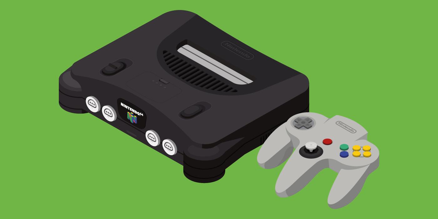 Nintendo 64 (JPN/US 1996 – EU/AU 1997)