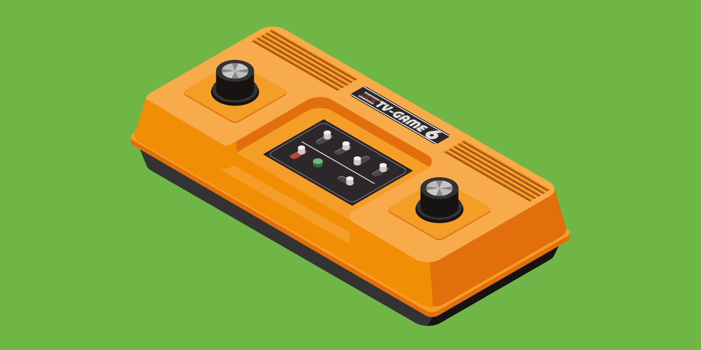 Colour TV-Game 6 (JPN 1977)