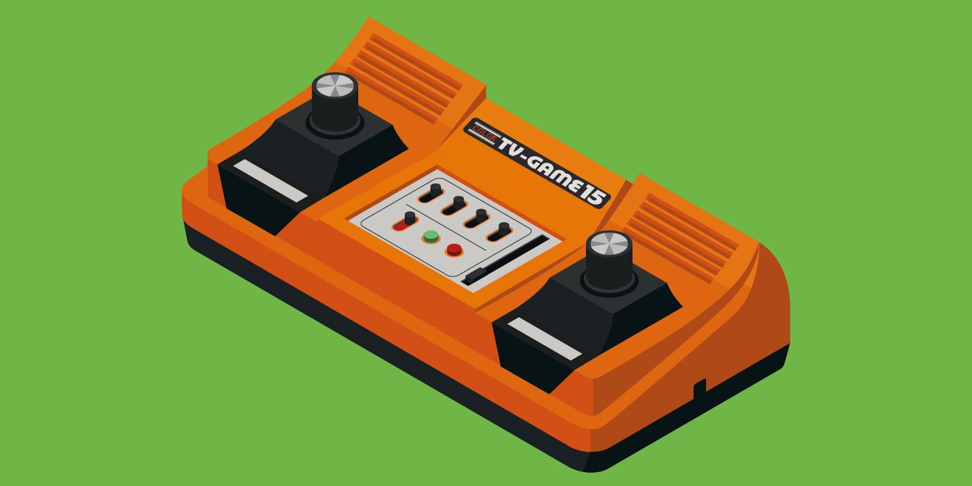 Color TV-Game 15 (JPN 1977)