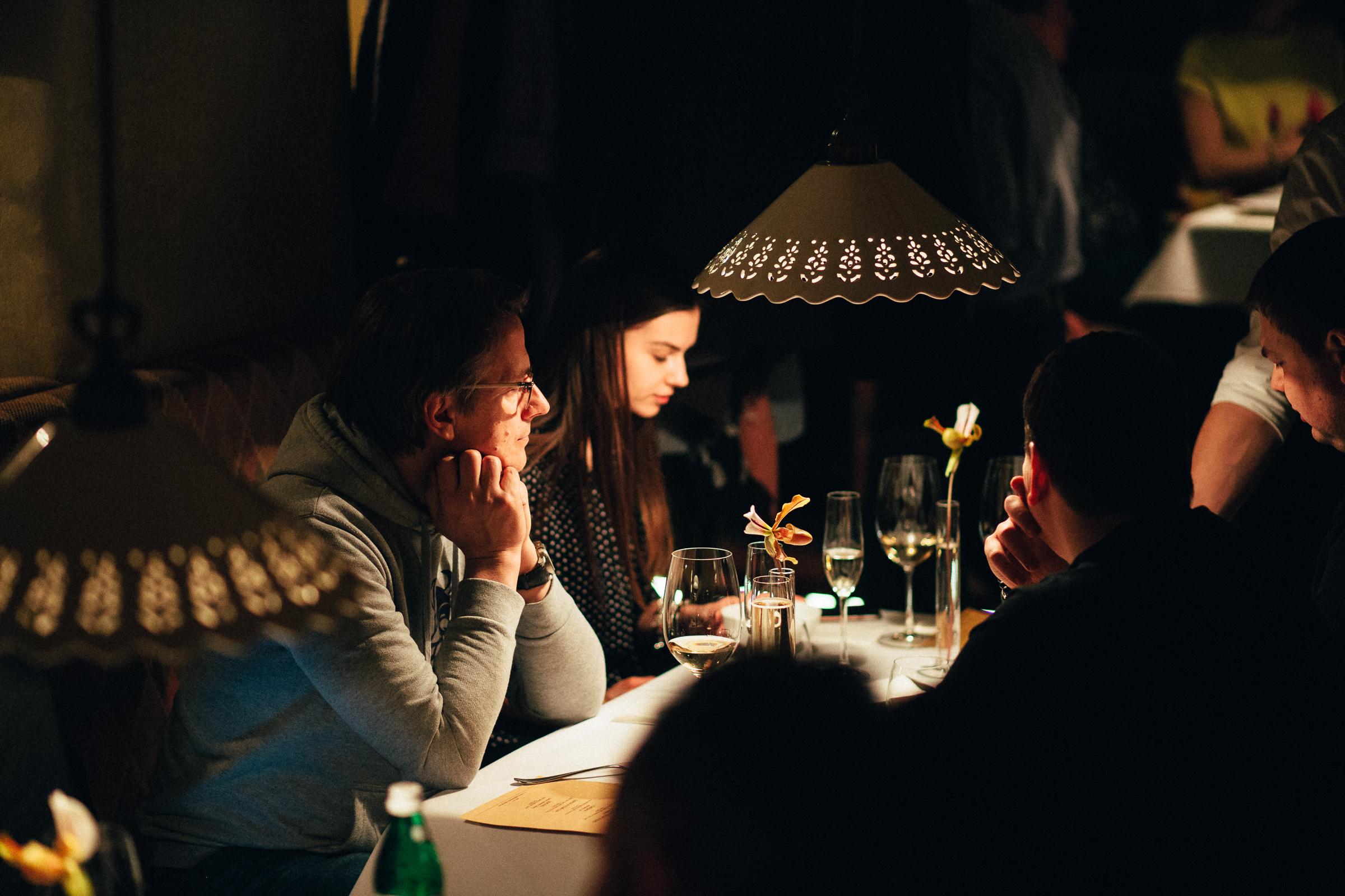 Романтический ужин в Днепре, ресторан Мыши Бляхера
