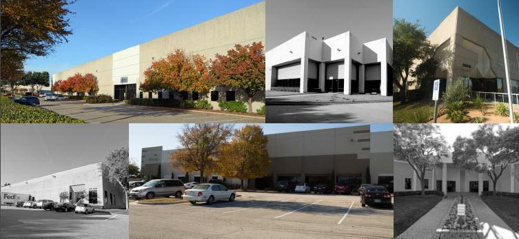 Multi-Tenant Industrial Portfolio, Austin, Texas (977,767 SF) SOLD - 2018