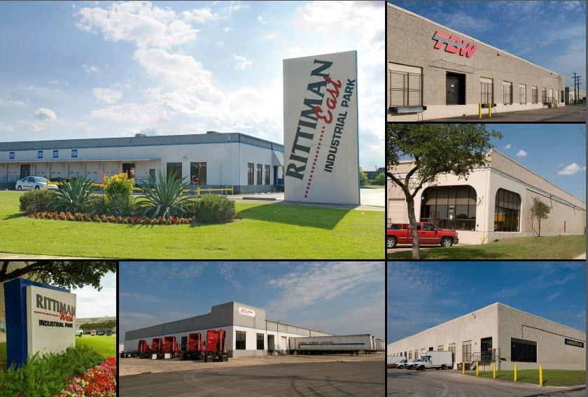 Multi-Tenant Industrial Portfolio, San Antonio, Texas (1,176,582 SF)