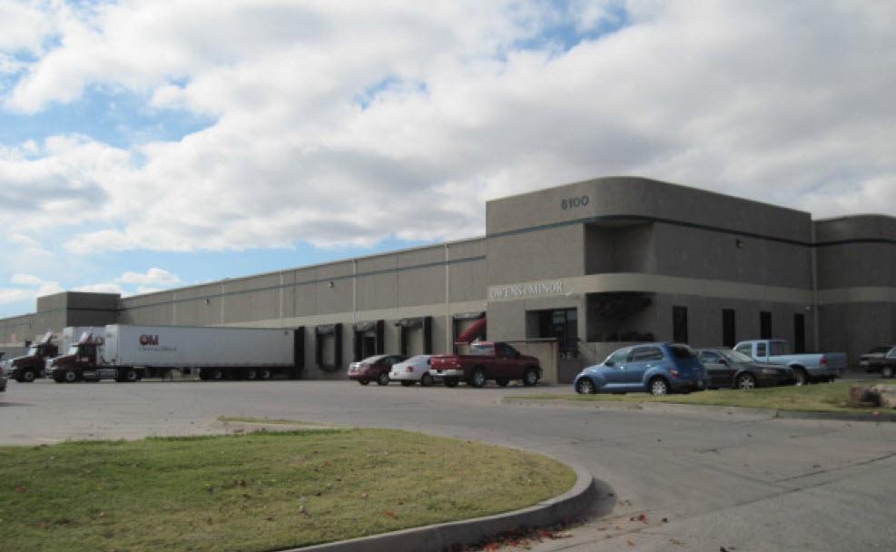 Multi-Tenant Industrial Portfolio, Oklahoma City, Oklahoma (568,000 SF) SOLD - 2017
