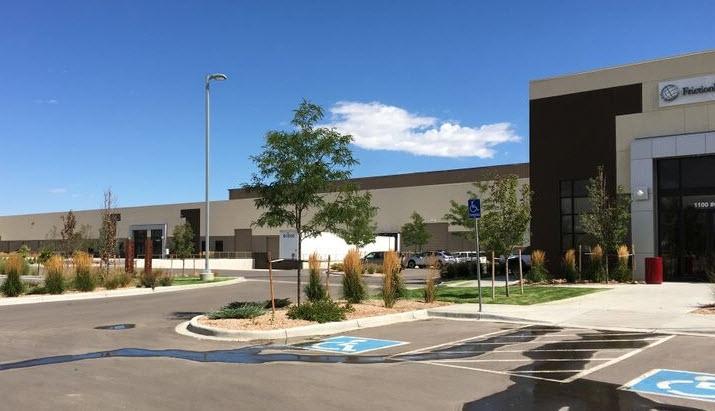 Multi-Tenant Industrial Facility,Denver, Colorado (535,703 SF)