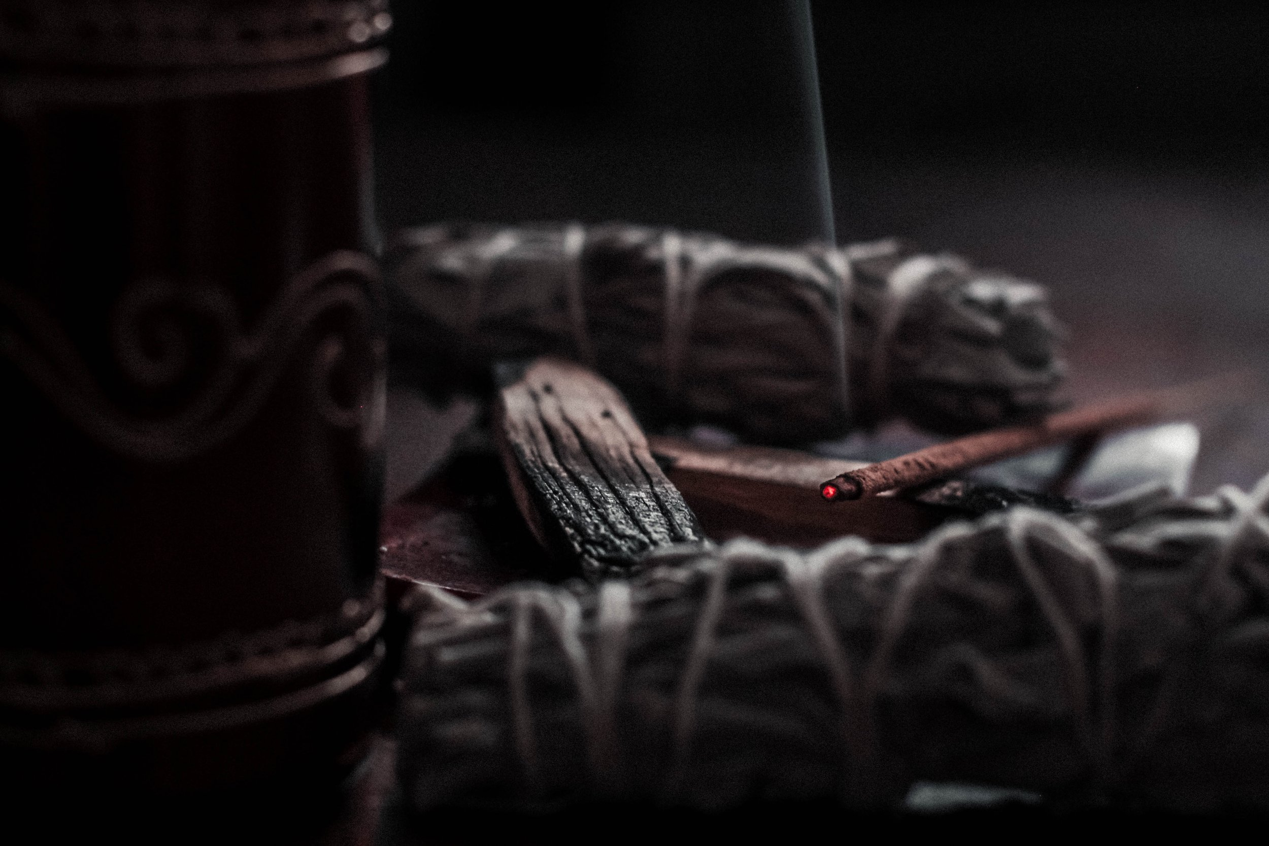 Herbs and Incense