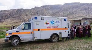 Your donation will also go towards running a mobile free medical clinic. Most Yazidis lost every penny and belonging they had after the ISIS attack and cannot pay for a doctor, let alone transport to reach one. Many a girl who returns home is in serious need of medical and gynecological care.