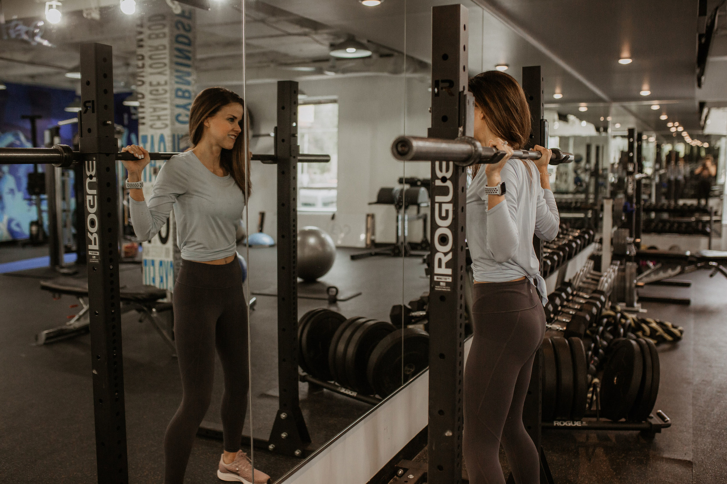 Womens Personal Trainer