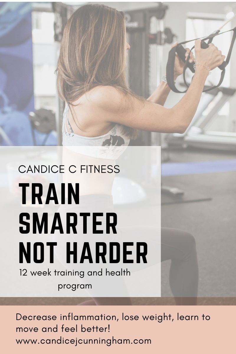 Train Smarter NOT Harder 12 week Program is available NOW! - Check it out!