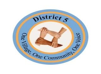 TCCS is part of Community School District 5 -