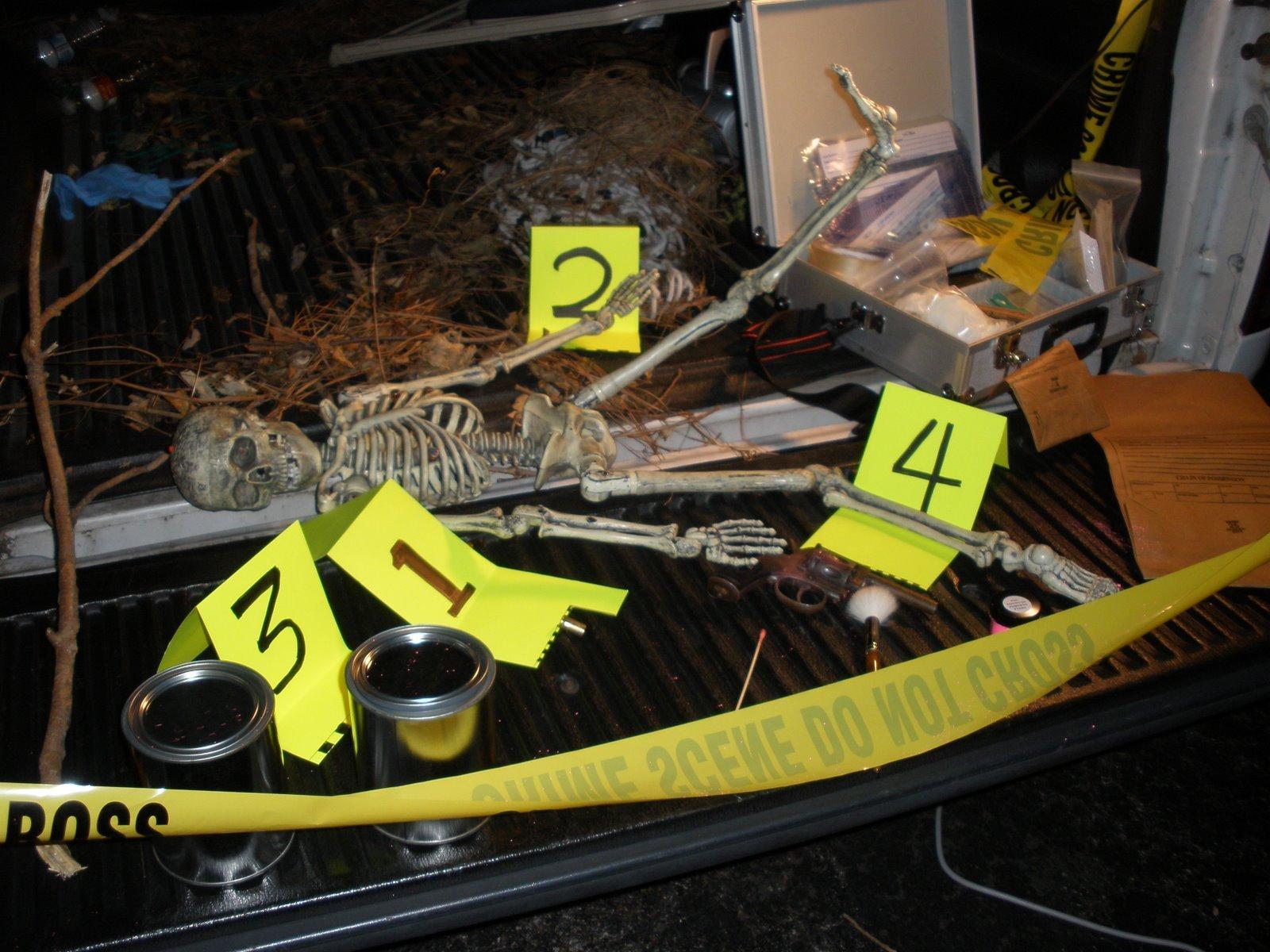 Crime Scene -