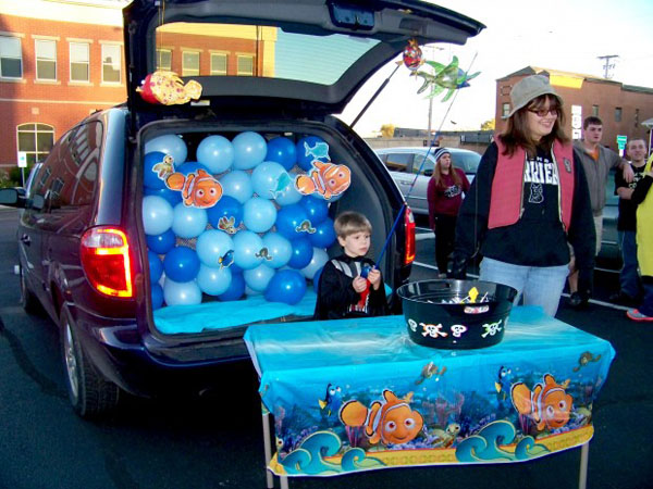 The Ultimate List Of Trunk Or Treat Ideas Peculiar People