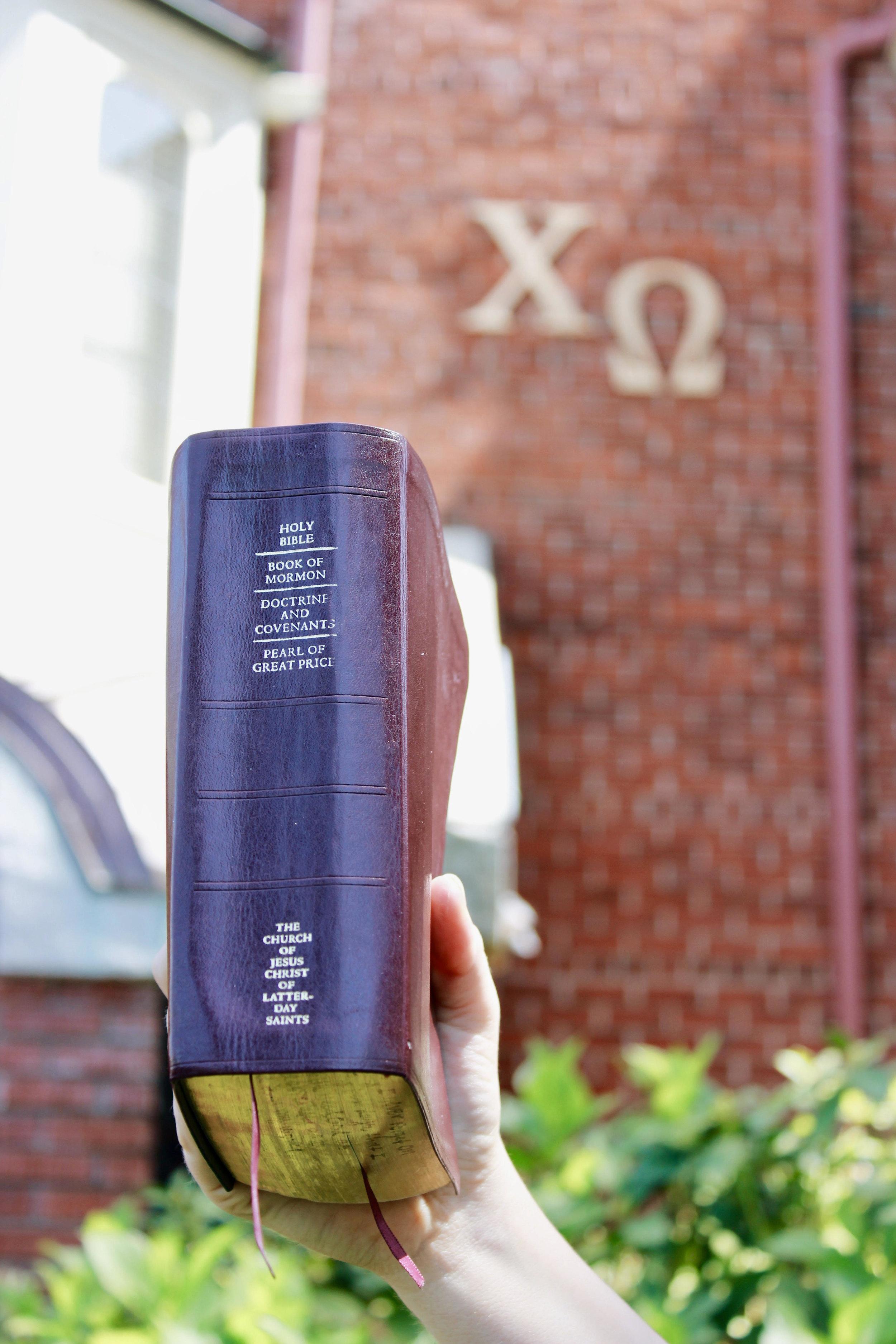 book or mormon