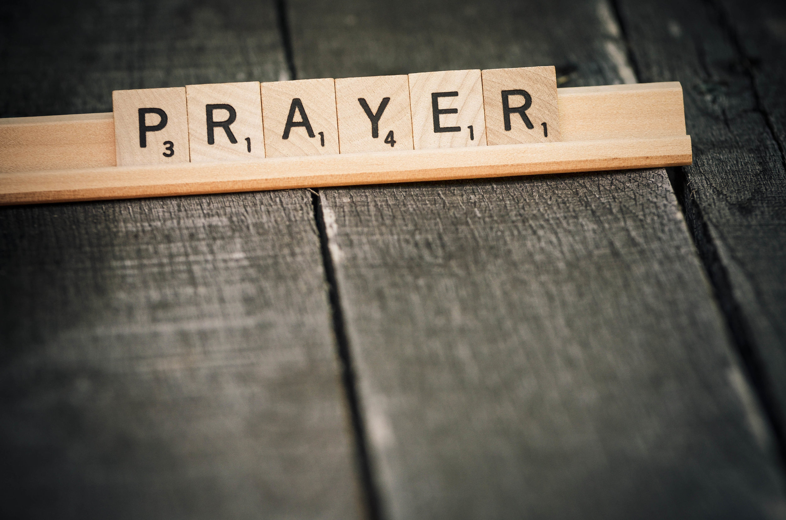Submit a Prayer Request - Kryptonite to the Enemy