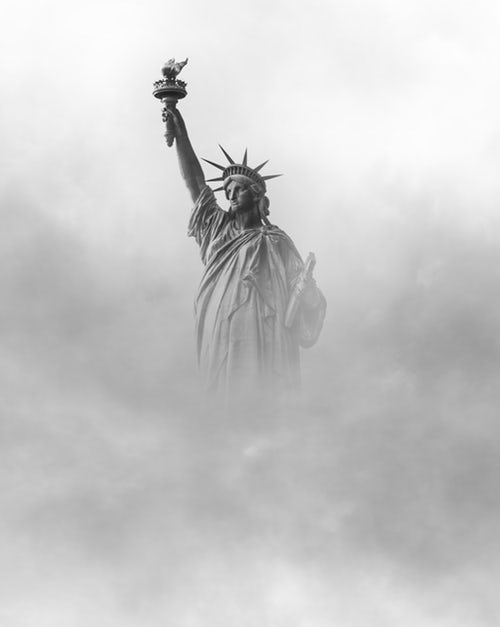 Statue of Liberty National Monument, New York, United States by  Tom Coe