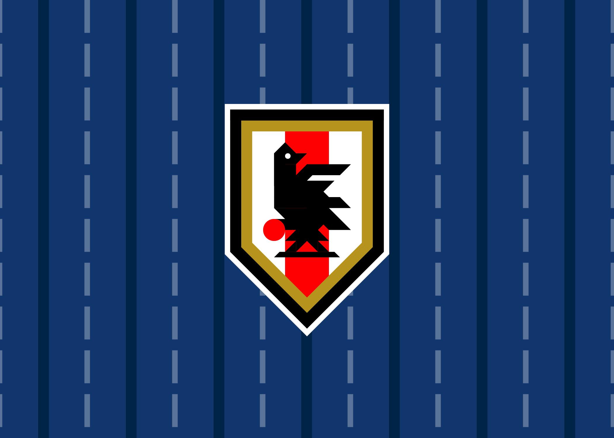 Japan-Geometric-World-Cup-Football-Badge-01-Logo-Design-Freelance-Kent.png