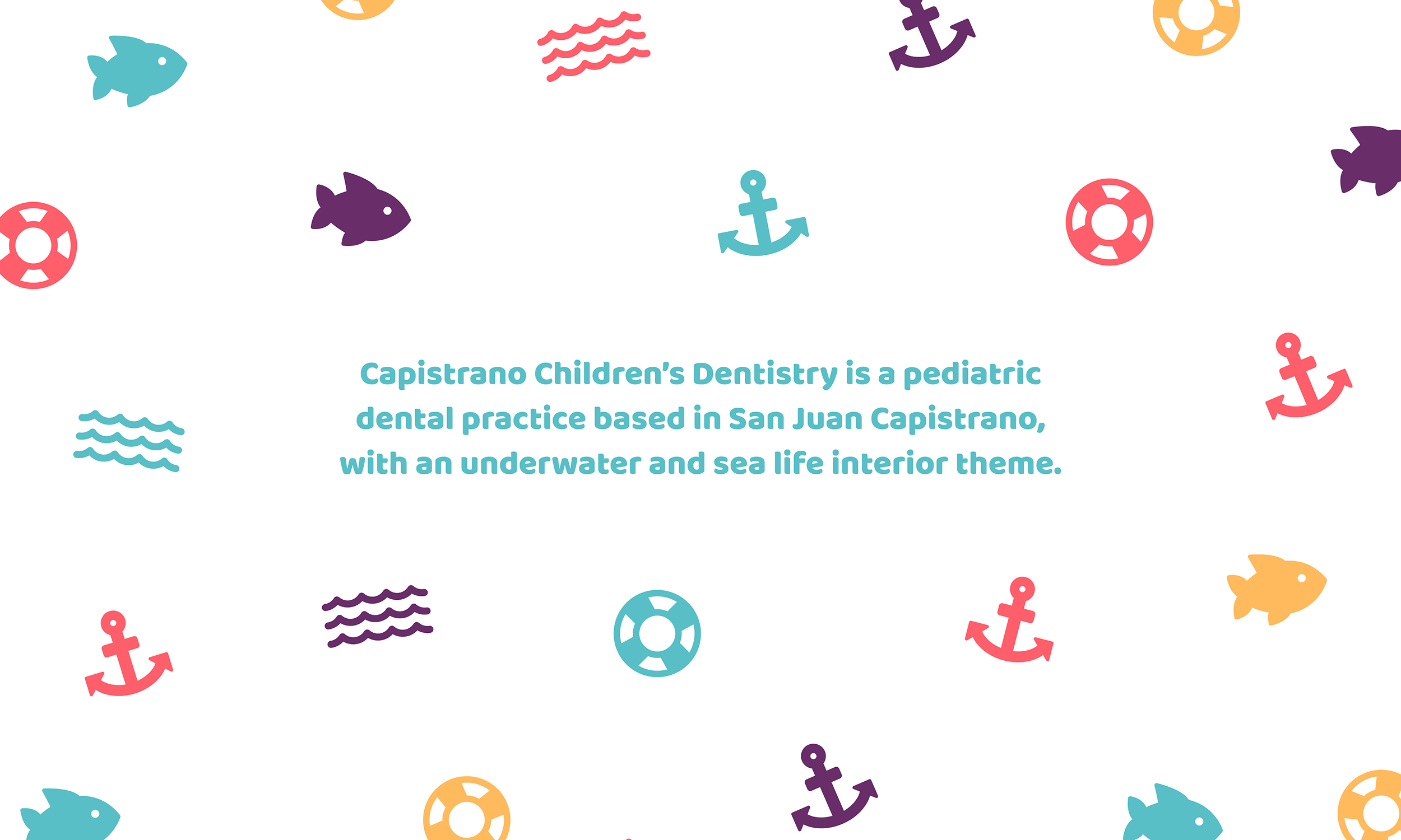 Capistrano-Childrens-Dentistry-Logo-Design-Freelance-Graphic-Designer-Margate-Kent-Presentation-Pediatric-Dental-Graphic-Design