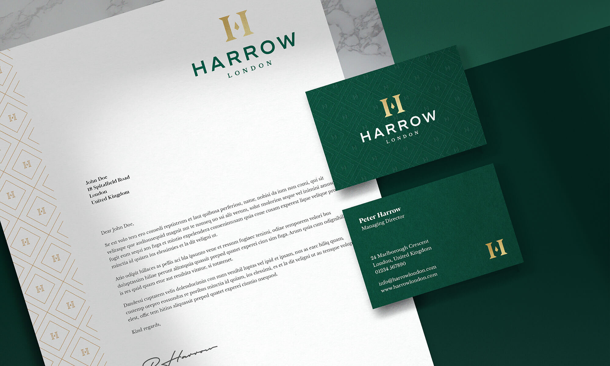 Logo-Design-Harrow-Menswear-London-Freelance-Graphic-Designer-Margate-Thanet-Kent-Branding-6