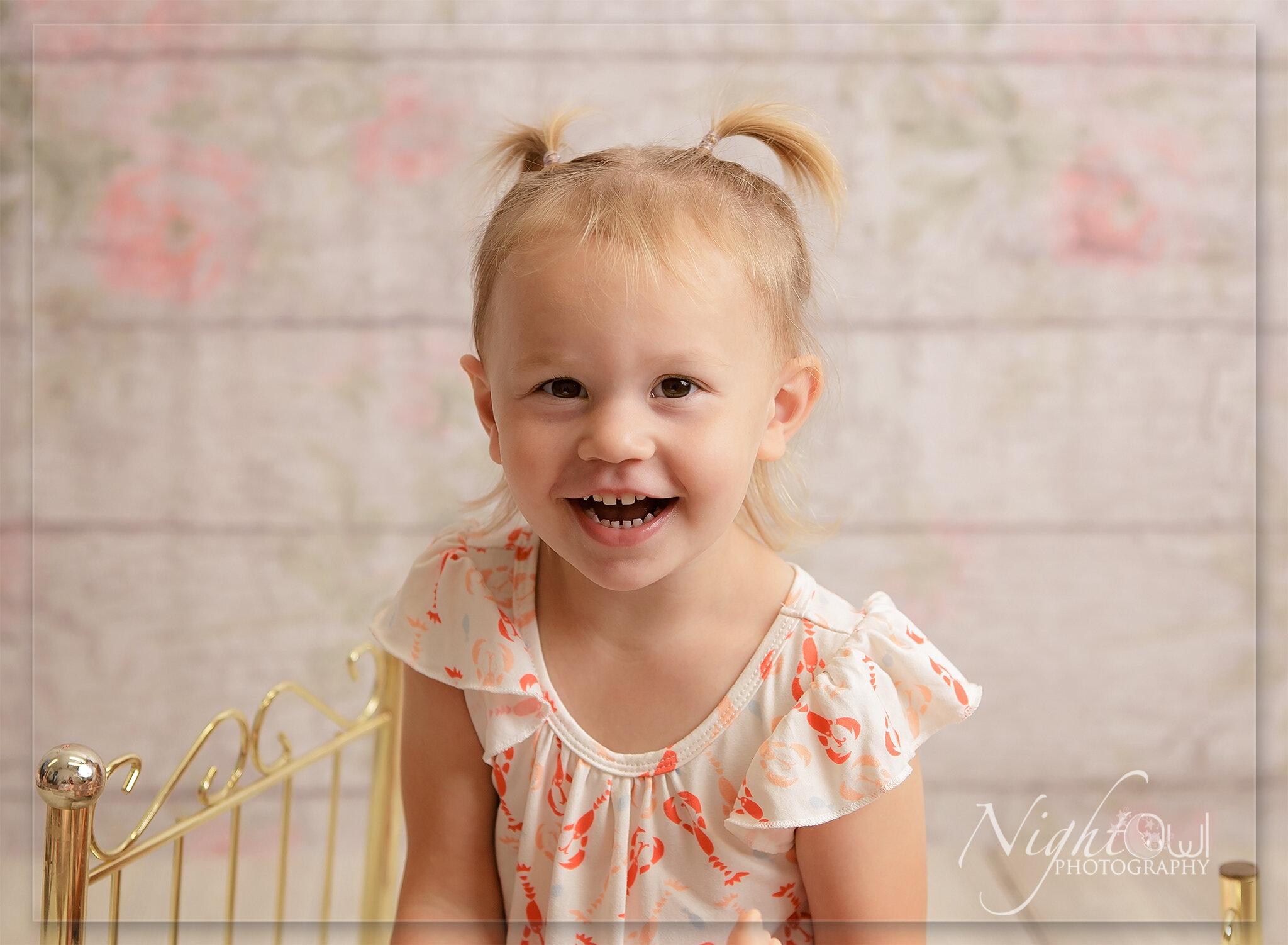 St. joseph Michigan Child photography studio
