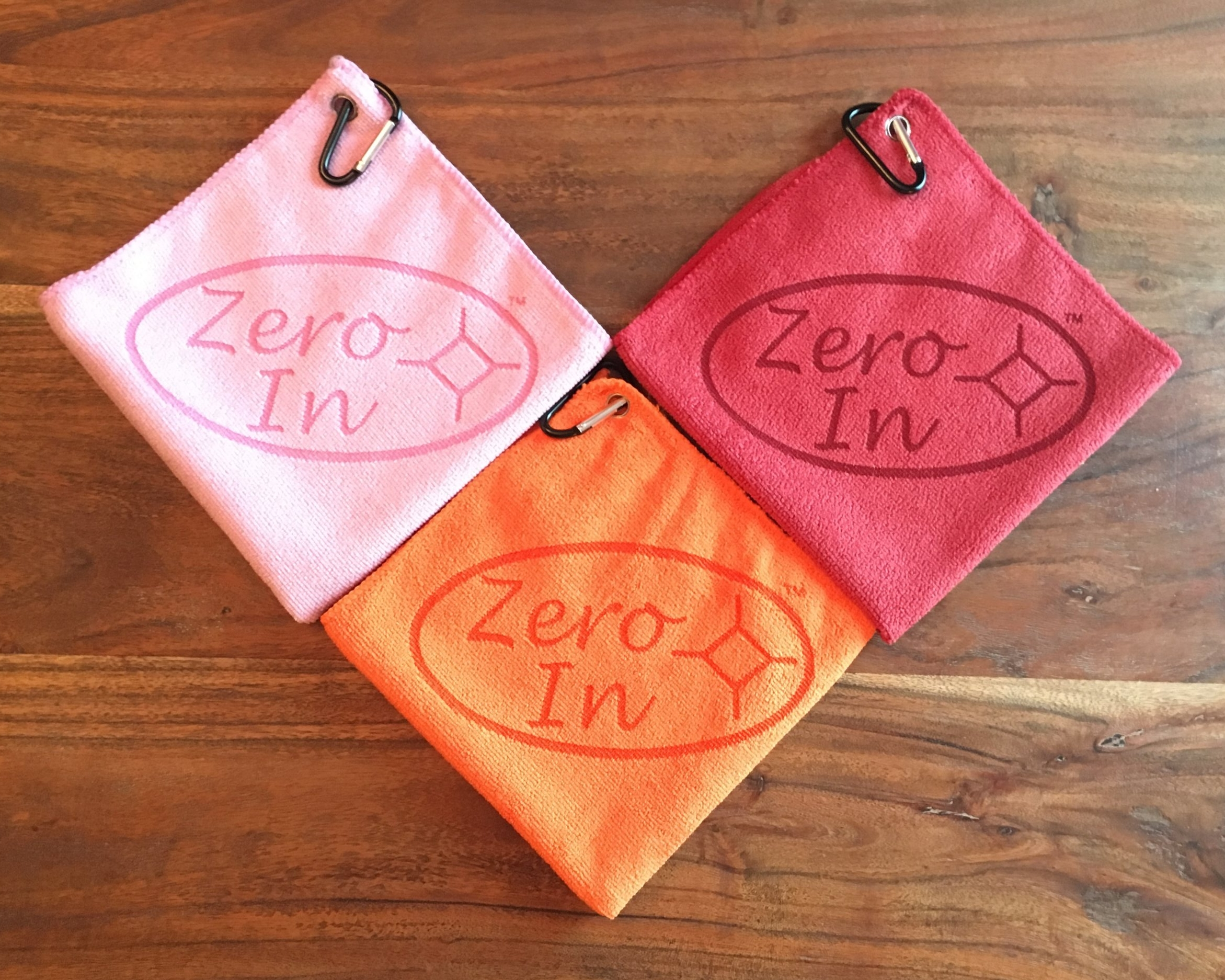 Pink / Orange / Red -