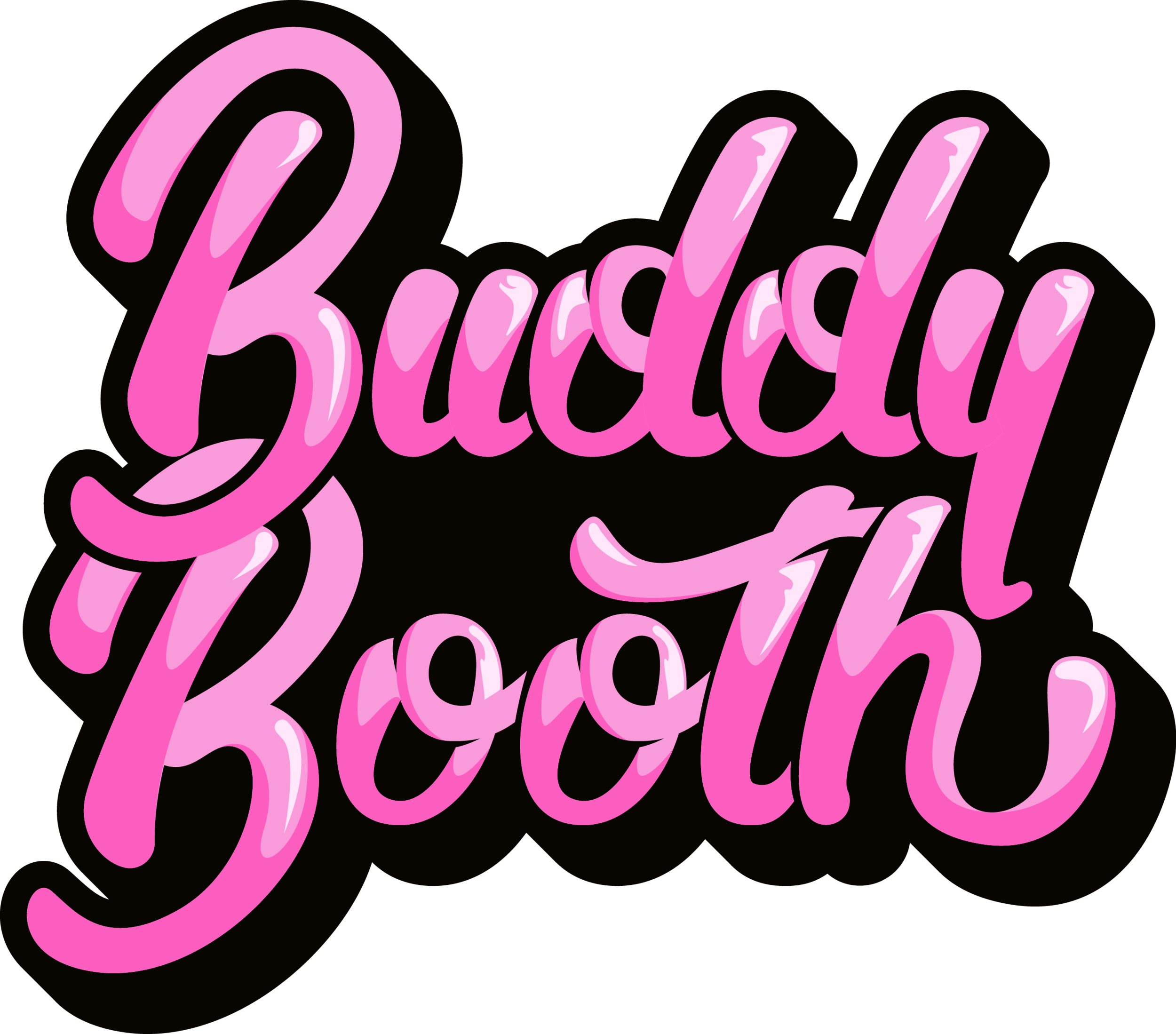 The photobooth your event needs - Grab a buddy & capture the moment!