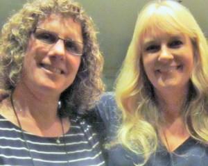 Always wonderful to catch up with Barbara Heidenreich - ABMA Convention 2014