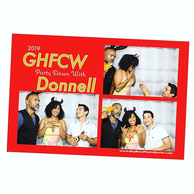 Party Down with @donnellturner