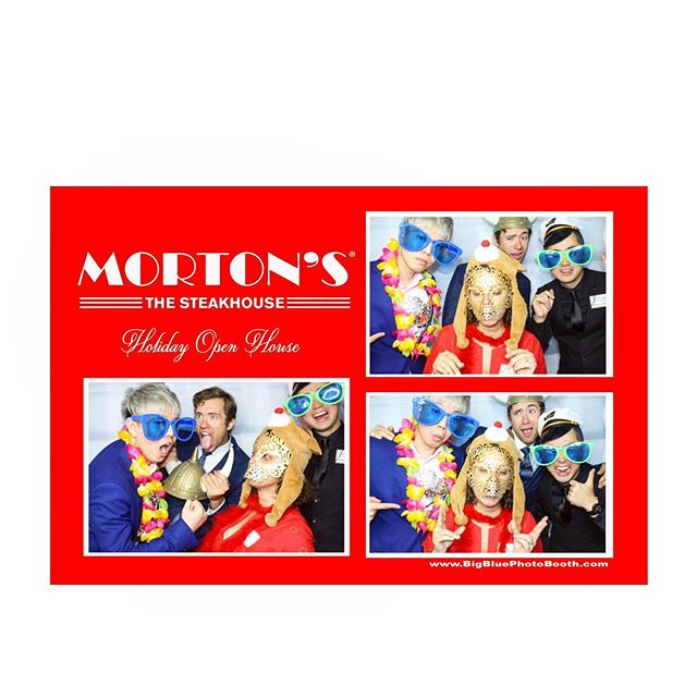 "Mortons Steakhouse ""Holiday Open House"" 🎄🍂"