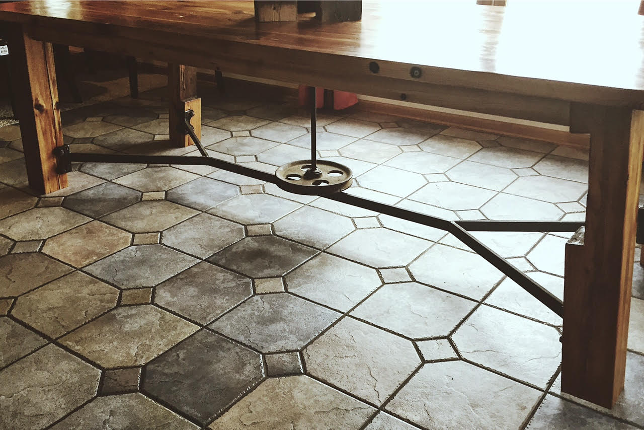 reclaimed wood table bolivar, missouri