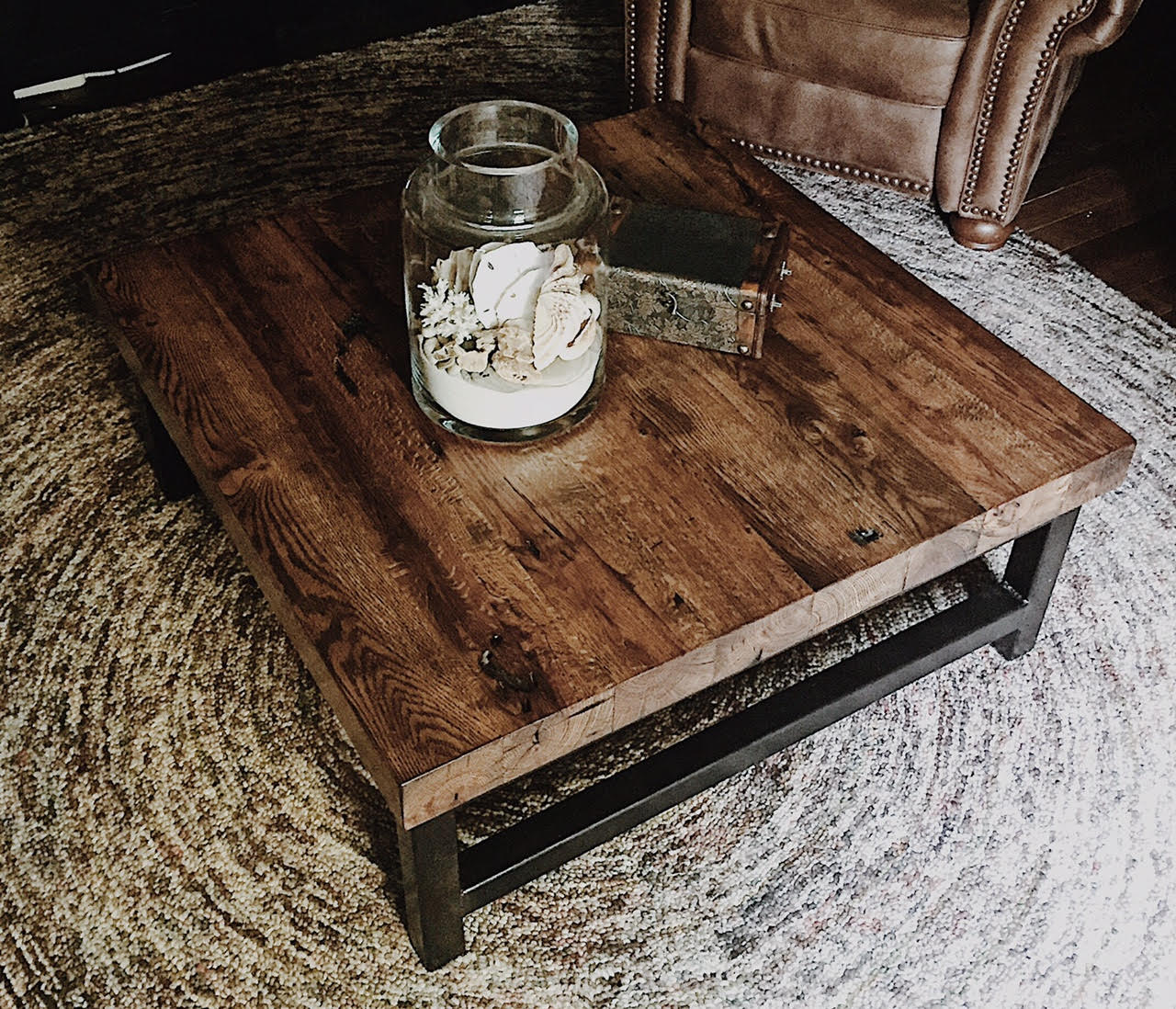 reclaimed wood coffee table springfield missouri