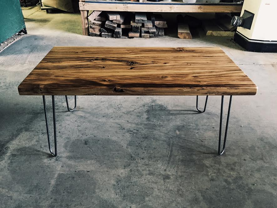 reclaimed wood coffee table bolivar mo