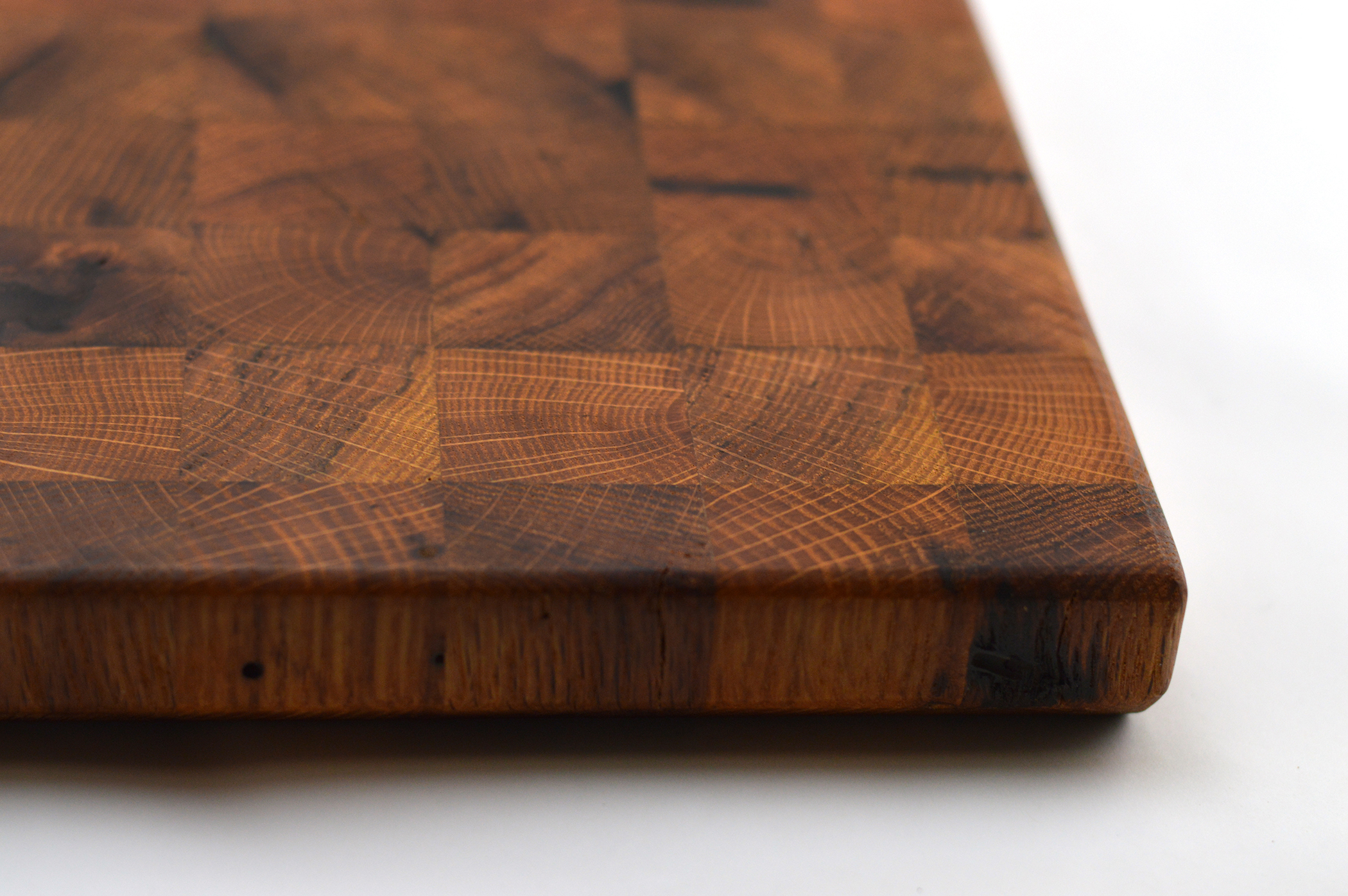 Cutting Boards - In order to get the most use out of every piece of wood, we create sturdy cutting boards out of leftover pieces of wood.