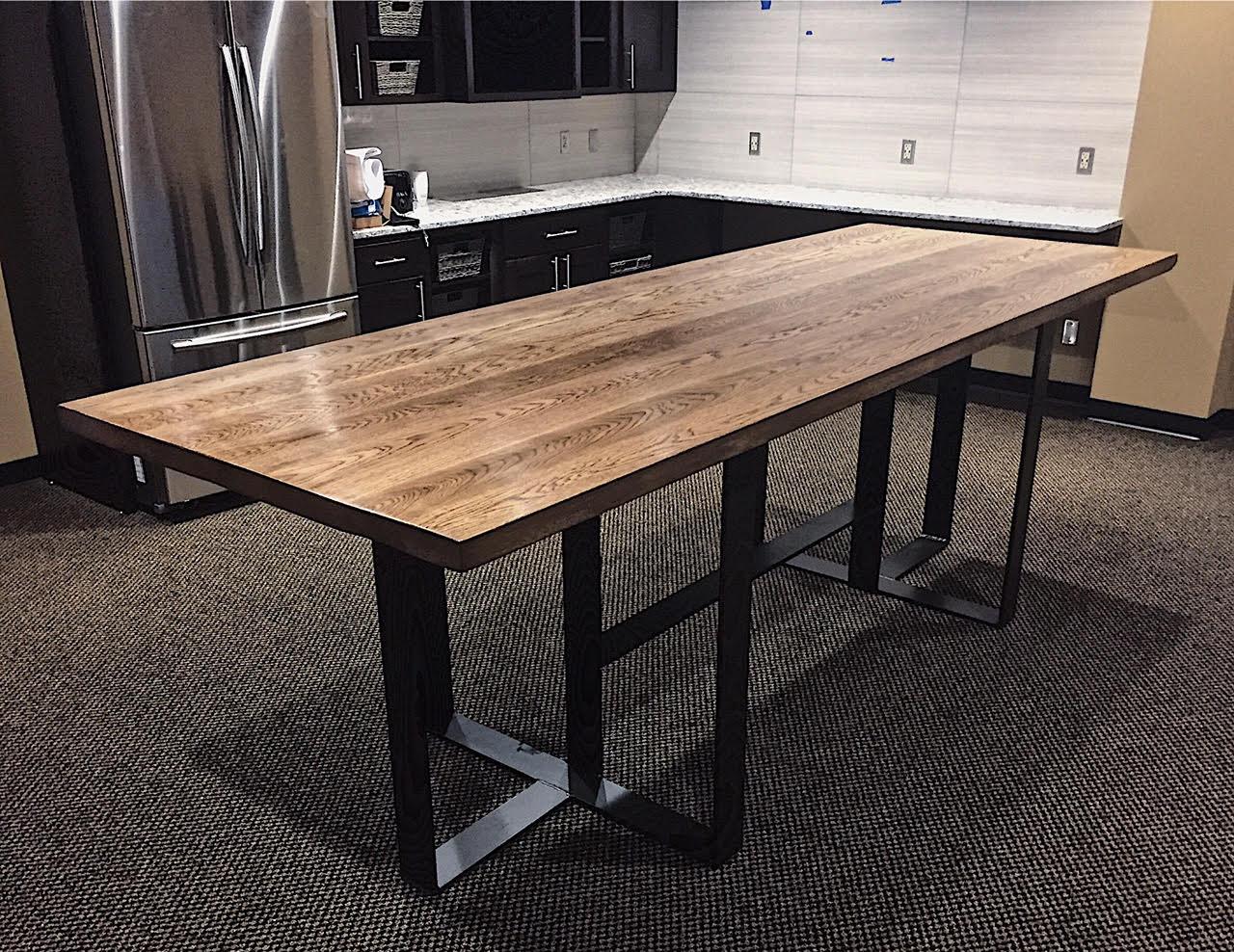 modern wood table missouri