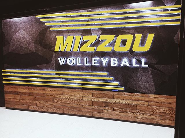 Tried out for the #Mizzou Women's Volleyball team today and did not make it. They let me install this white oak wainscoting instead. . . . . . . #como #universityofmissouri #columbiamo #columbiamissouri #wainscoting #whiteoak #miz #customwoodwork #diy #hgtv #interiordesign #woodworking #commercialfurniture #woodfloors #oak #hardwoodfloors #woodworking #grizzlyindustrial #modernindustrial