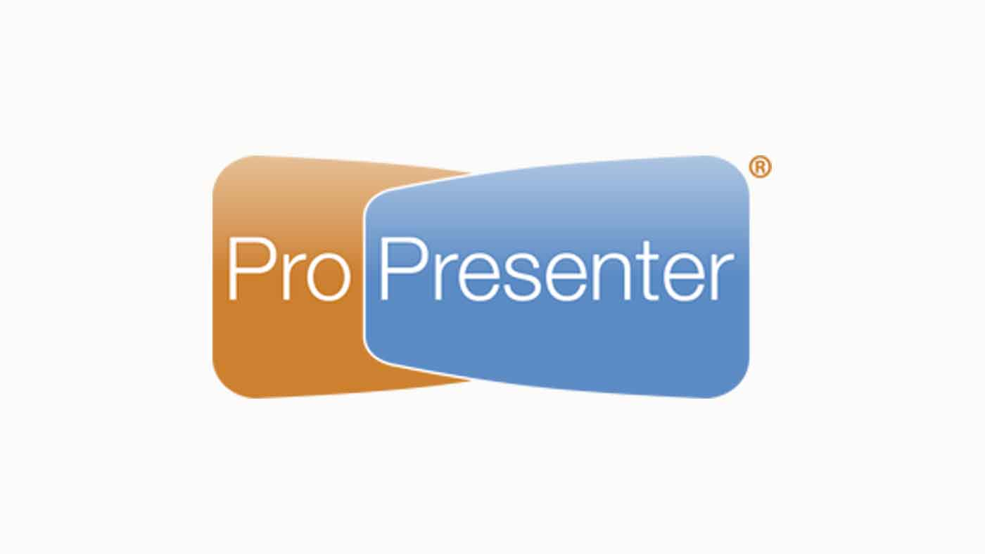 Propresenter 6  - Tutorial Videos