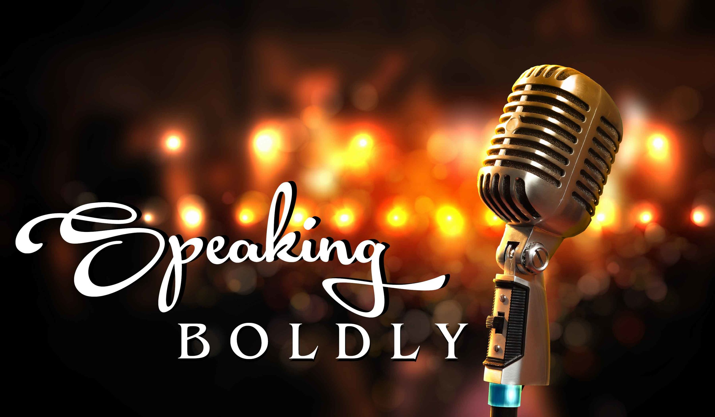 Part 11 Boldly Speaking with Pastor Sid