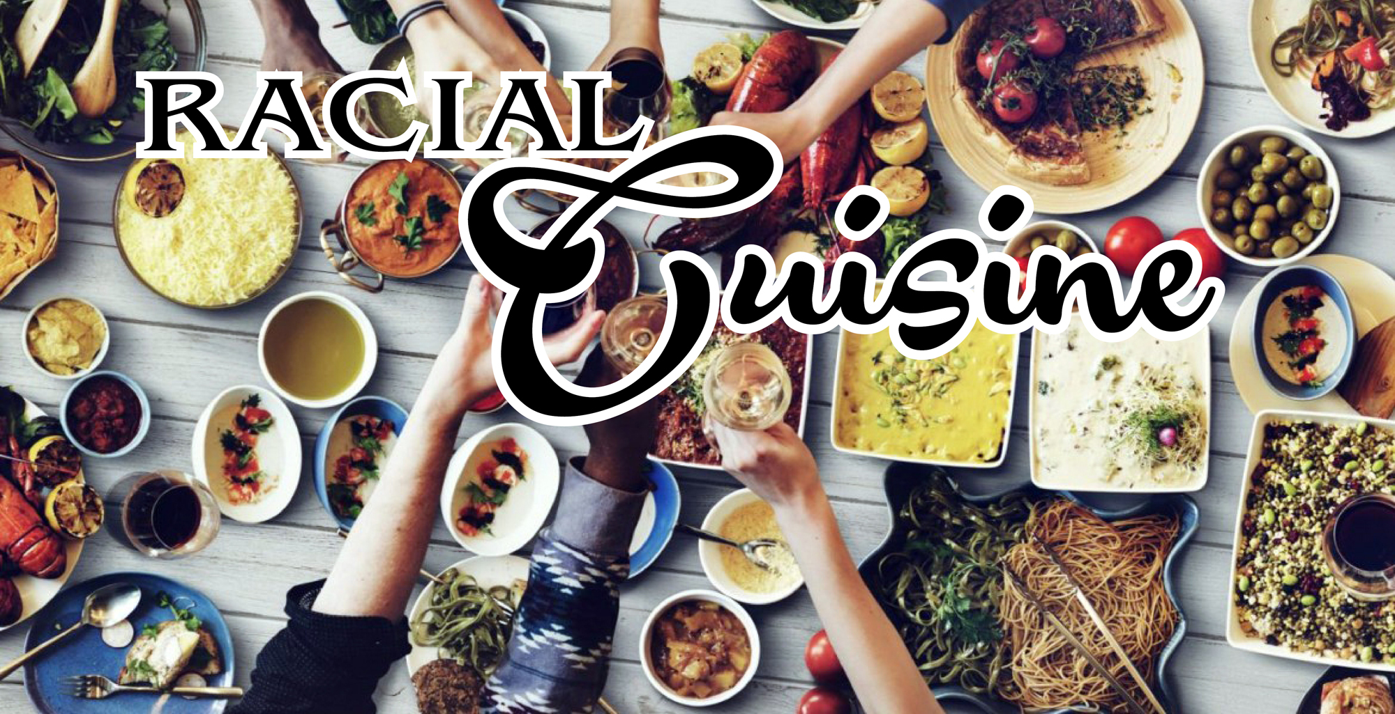 Part 12 Racial Cuisine with Pastor Sid