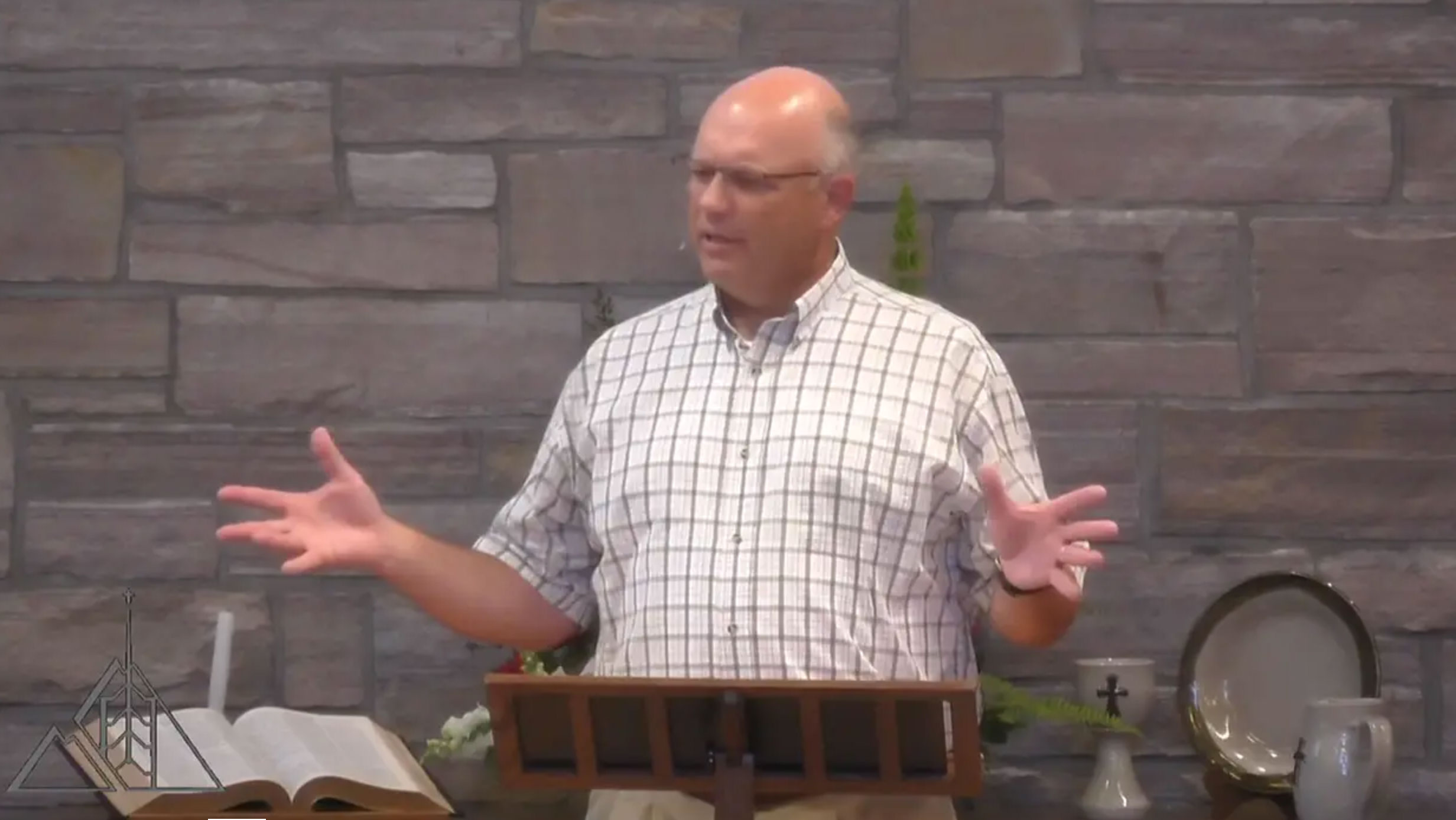Overcoming Faithless Self-Reliance - Guest Pastor Kevin Stieva June 30 2019James 5: 13-18