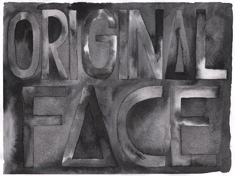 Original Face (gray)
