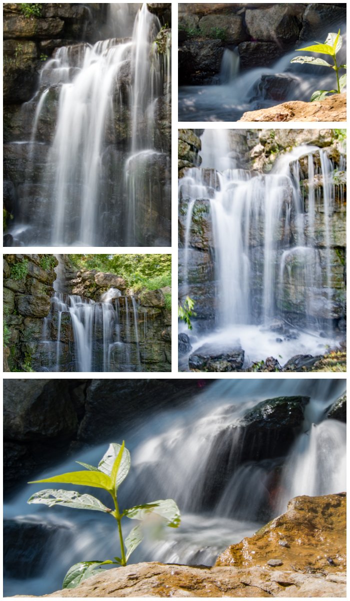 These are the shots from Water fall Park.  For each image, it was about 5 hours of post processing.