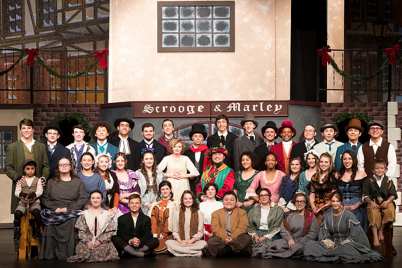 The cast. Each and every one of them played their parts perfectly. Great job everyone!